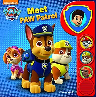 Paw Patrol Custom Frame (Paw Patrol: Play-A-Sound)