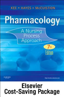 Pharmacology: A Nursing Process Approach [With Study Guide] 9781455742196