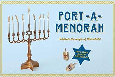 Port-A-Menorah 9781452107073