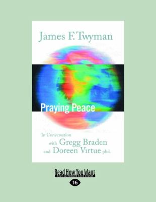 Praying Peace (Large Print 16pt) 9781458788009