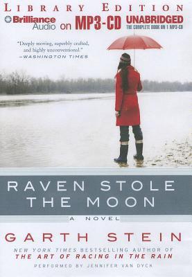 Raven Stole the Moon 9781455800346