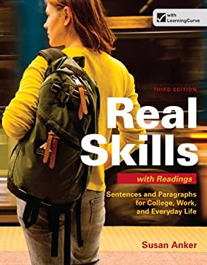 Real Skills with Readings: Sentences and Paragraphs for College, Work, and Everyday Life 9781457602009