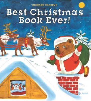 Richard Scarry's Best Christmas Book Ever! 9781454903796