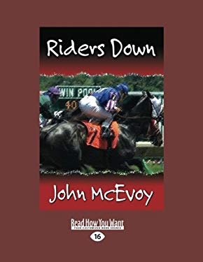 Riders Down (Easyread Large Edition) 9781458743374