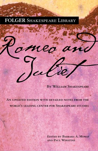 Romeo and Juliet 9781451621709