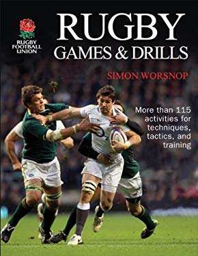 Rugby Games & Drills 9781450402132
