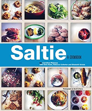 Saltie: A Cookbook 9781452103020