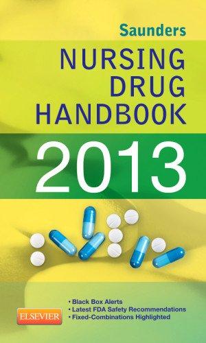 Saunders Nursing Drug Handbook 9781455707232