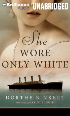 She Wore Only White Dorthe Binkert, Mel Foster and Lesley Schuldt