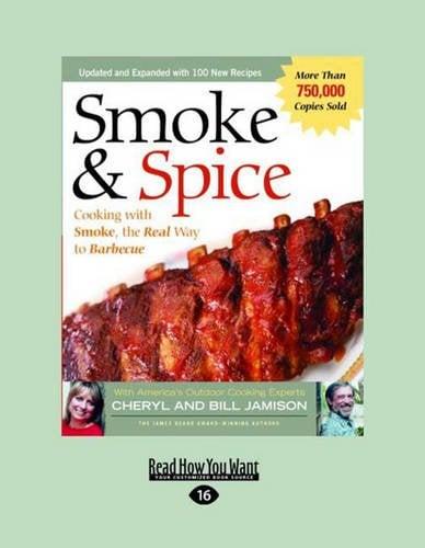 Smoke & Spice (Large Print 16pt)