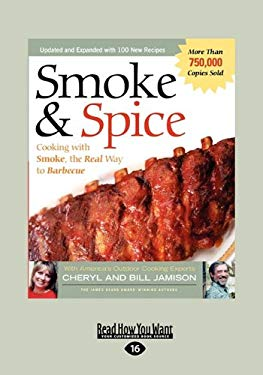 Smoke & Spice (Large Print 16pt) 9781458724595