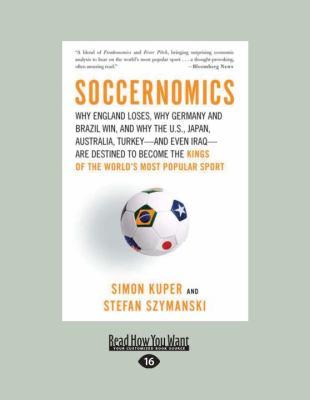 Soccernomics 9781458771100