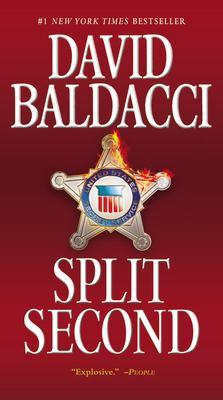 Split Second (King & Maxwell) 9781455576388
