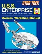 Star Trek: U.S.S. Enterprise Haynes Manual 9943408