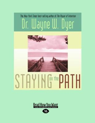 Staying on the Path (Easyread Large Edition) 9781458718532