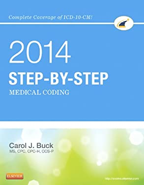 Step-by-Step Medical Coding 9781455746354