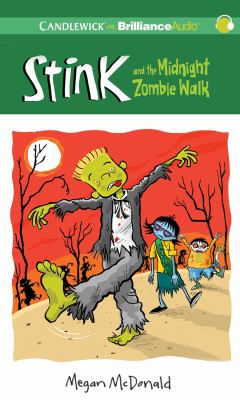 Stink and the Midnight Zombie Walk 9781455852154