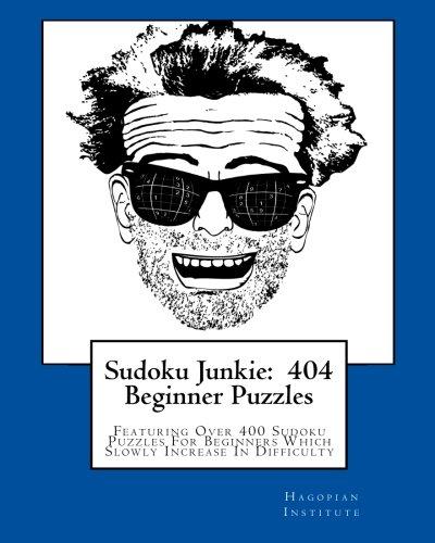 Sudoku Junkie: 404 Beginner Puzzles