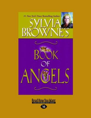 Sylvia Browne's Book of Angels (Easyread Large Edition) 9781458746108