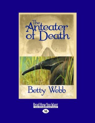 The Anteater of Death: A Gunn Zoo Mystery (Easyread Large Edition) 9781458717849