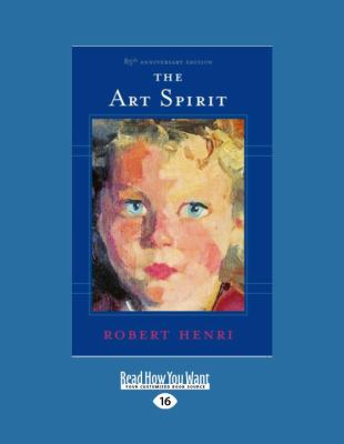 The Art Spirit 9781458758965