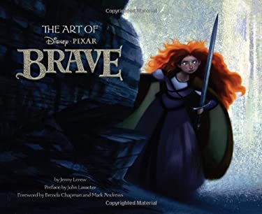 The Art of Brave 9781452101422