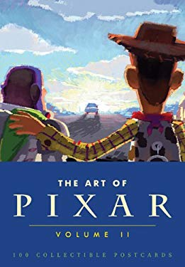 The Art of Pixar, Volume II: 100 Collectible Postcards 9781452108513