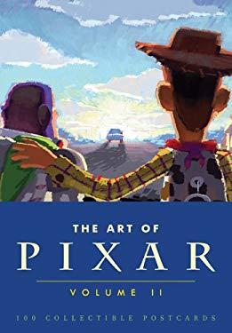 The Art of Pixar, Volume II: 100 Collectible Postcards