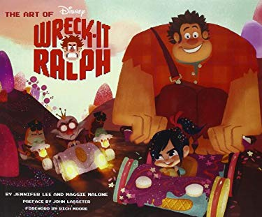 The Art of Wreck-It Ralph 9781452111018