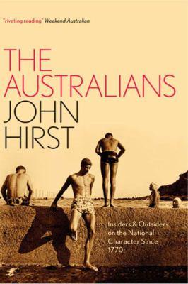 The Australians (Large Print 16pt)