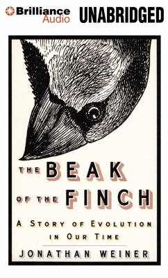 The Beak of the Finch: A Story of Evolution in Our Time 9781455883448