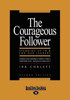 The Courageous Follower (Large Print 16pt) 9781458756732