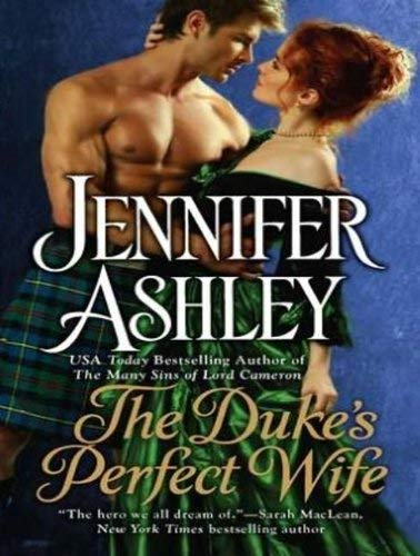 The Duke's Perfect Wife 9781452657912