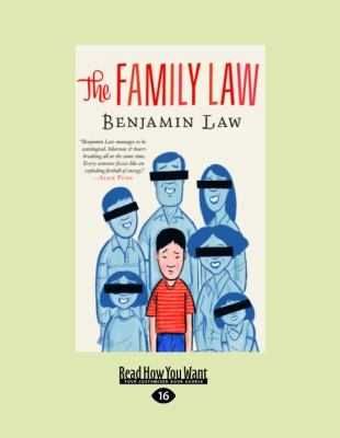 The Family Law (Large Print 16pt) 9781459602595