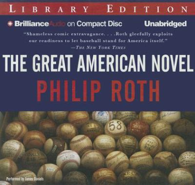 The Great American Novel 9781455832453