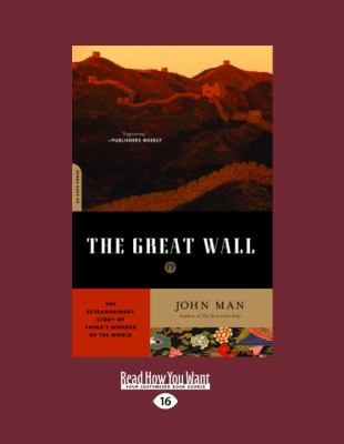 The Great Wall 9781458754998