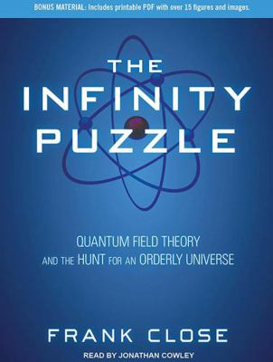 The Infinity Puzzle: Quantum Field Theory and the Hunt for an Orderly Universe 9781452657080