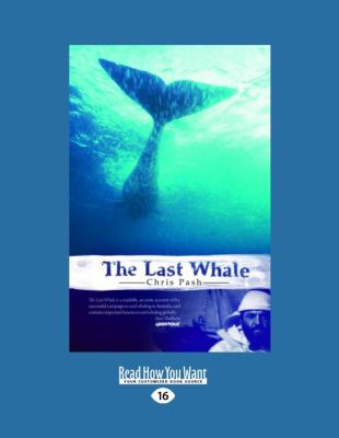 The Last Whale 9781458717214