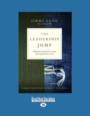 Leadership Jump (Large Print 16pt) 9781458755353