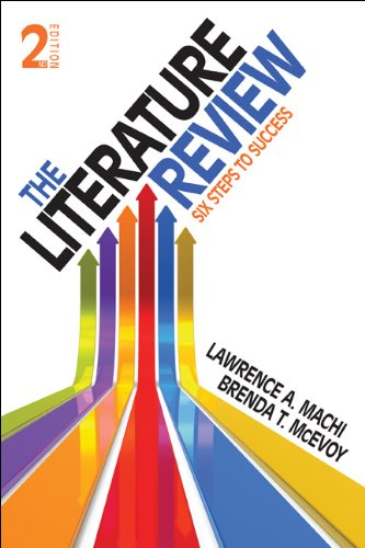 The Literature Review: Six Steps to Success 9781452240886