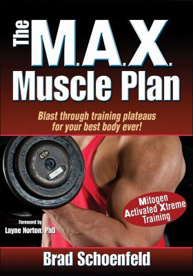The Max Muscle Plan 9781450423878