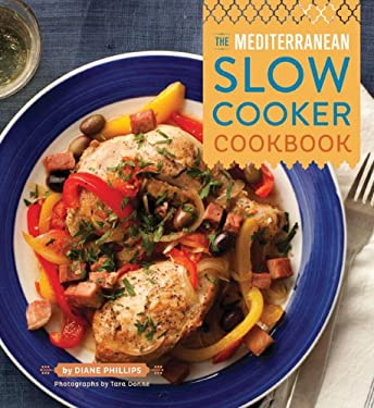 The Mediterranean Slow Cooker Cookbook 9781452103006