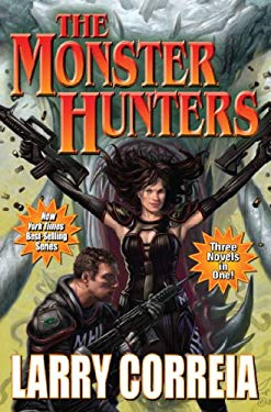 The Monster Hunters 9781451637847