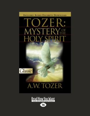 The Mystery of the Holy Spirit 9781458717184