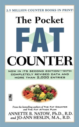 The Pocket Fat Counter: 2nd Edition 9781451631784