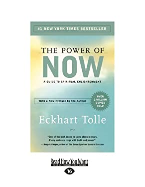 The Power of Now: A Guide to Spiritual Enlightenment 9781458770943