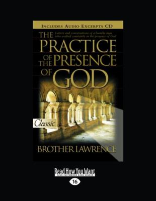 The Practice of the Presence of God (Easyread Large Edition) 9781458746931
