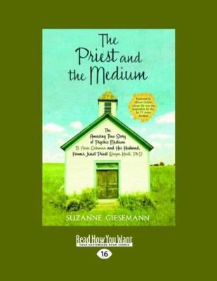 The Priest and the Medium(easyread Large Edition) 9781458724021