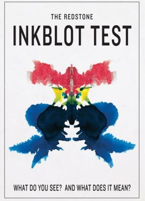 The Redstone Inkblot Test: The Ultimate Game of Personality 9781452102450