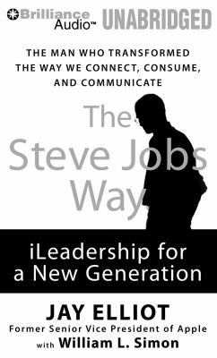 The Steve Jobs Way: iLeadership for a New Generation 9781455807963